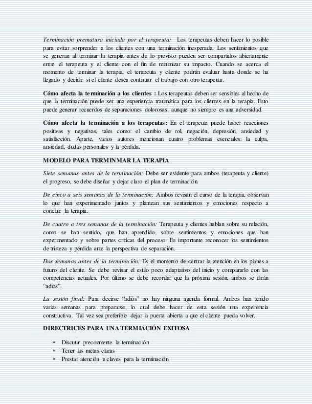 Portafolio de Psicoterapia I - Psicología Clínica - IV SEMESTRE - UTM…