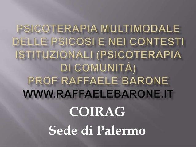 COIRAG Sede di Palermo