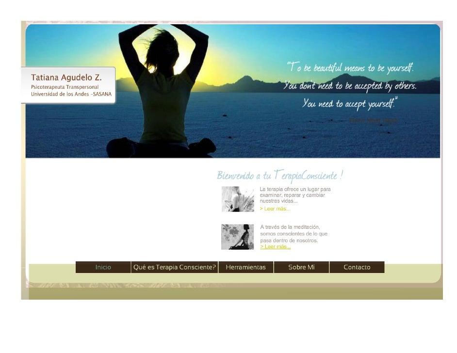PSICOTERAPIA TRANSPERSONAL Meditación Cuerpo Arte Tatiana Agudelo