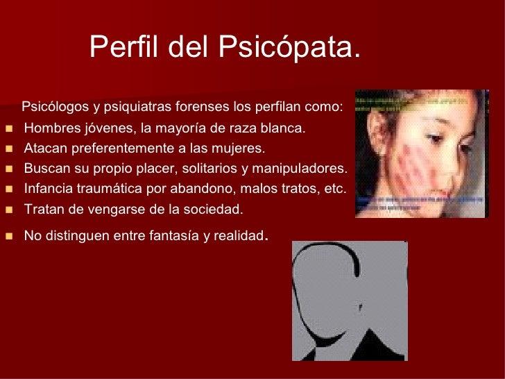 Resultado de imagen para PSICÓPATAS