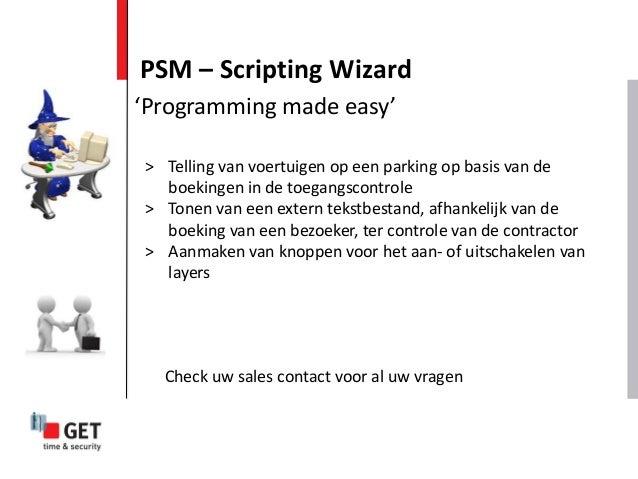 > Telling van voertuigen op een parking op basis van de boekingen in de toegangscontrole > Tonen van een extern tekstbesta...