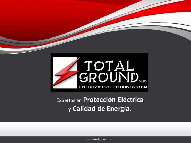 Expertos en Protección                    Eléctrica    y Calidad de Energía.