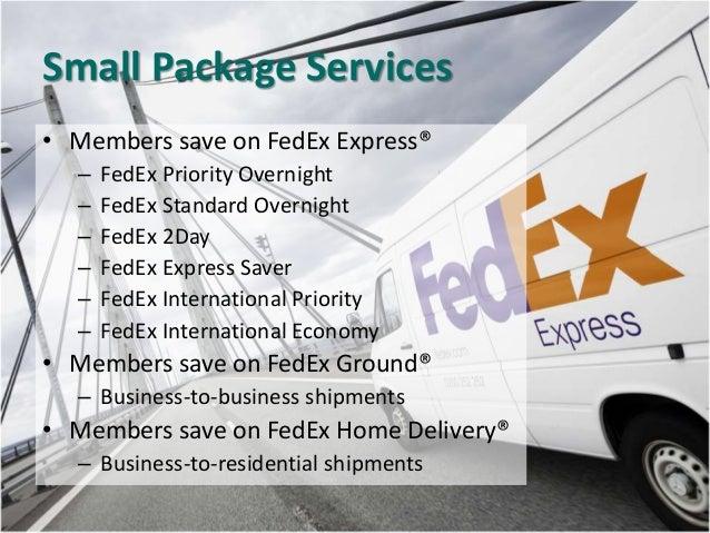 Fedex marketing implementation