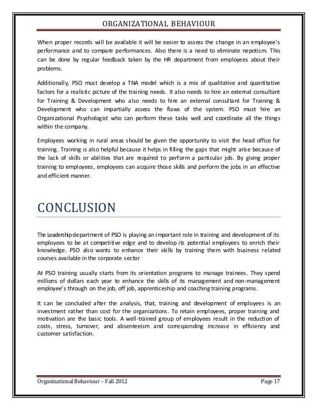 Pso Report 2012