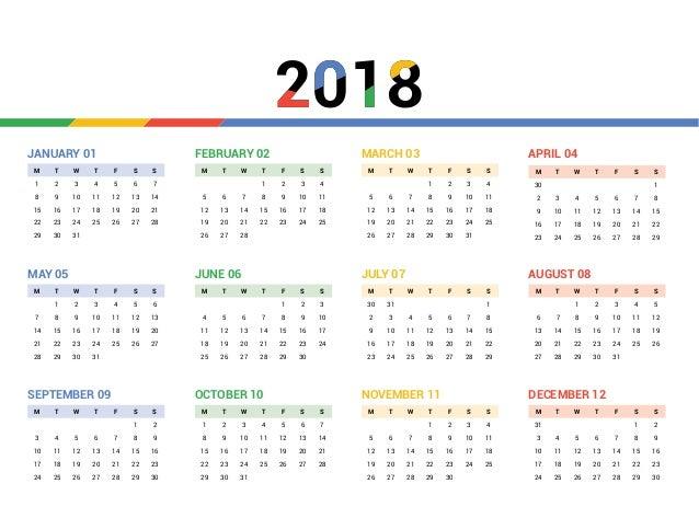 Google công bố thông tin lịch xu hướng ngành 2017
