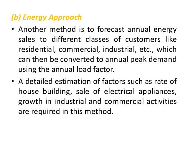 load forecasting Abstract—load forecasting at the day-ahead timescale is a critical aspect of power system operations in the unit commitment process it.