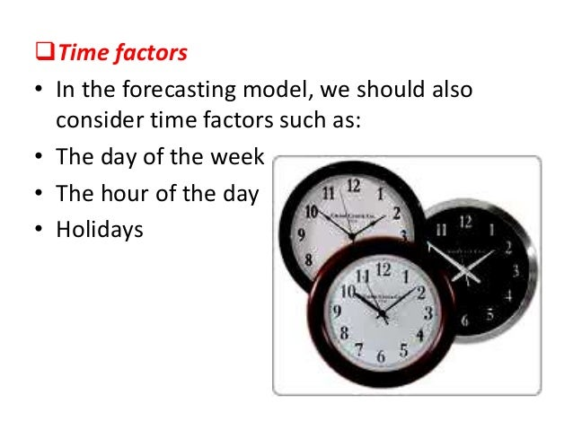 load forecasting Accurate models for electric power load forecasting are essential to the operation  and planning of a utility company load forecasts are extremely important for.