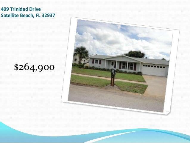 Trinidad Dr Satellite Beach Fl