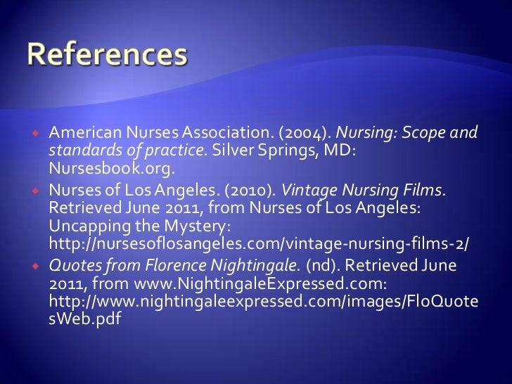american nurses association essay Code of ethics, starndars, practice - the american nurses association.