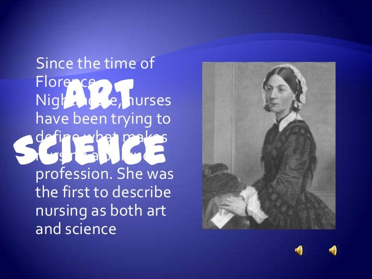 Is Nursing an Art or Science, or Both? Essay Sample