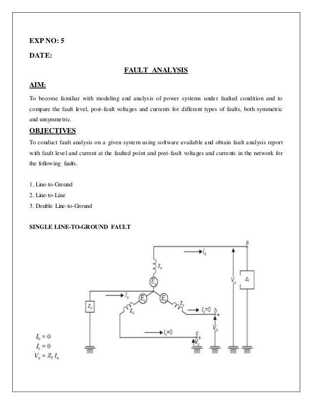 Power System Simulation Laboratory Manual