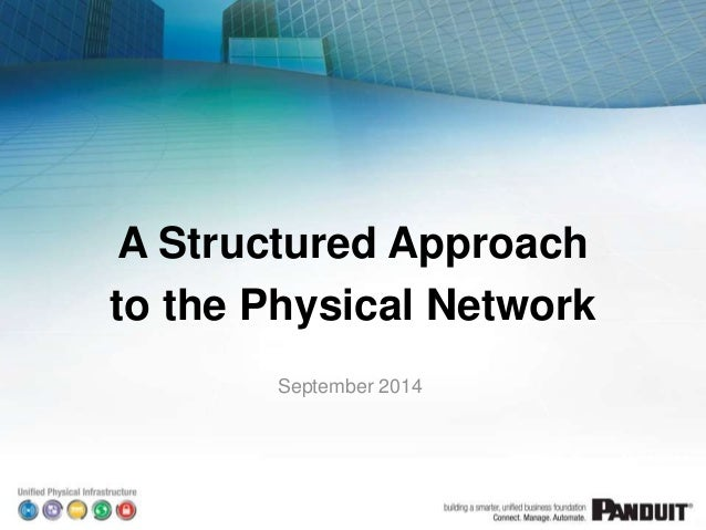 Internet Of Things Structured Approach To The Physical