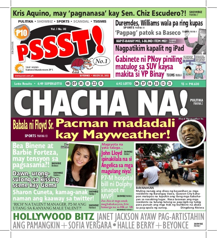 Kris Aquino, may 'pagnanasa' kay Sen. Chiz Escudero?! SHOWBIZ                                                             ...