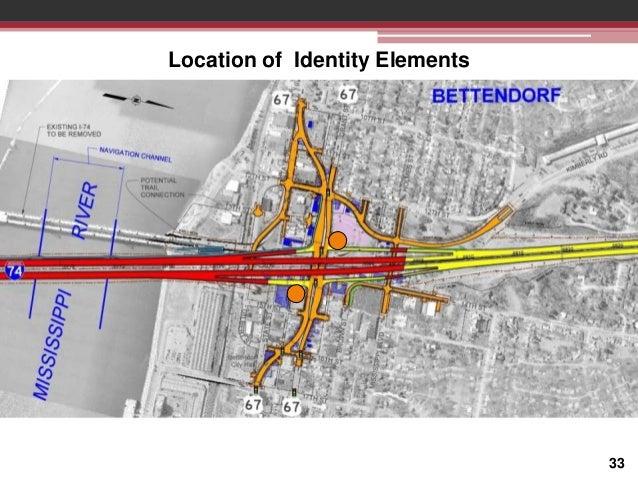 Location of Identity Elements  33