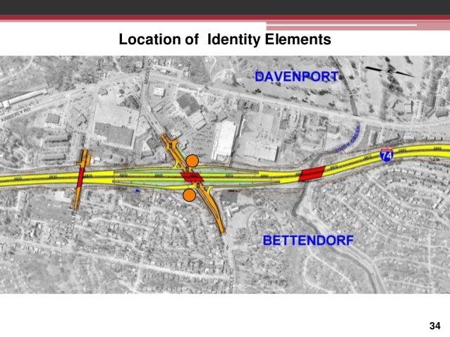 Location of Identity Elements  34