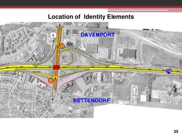Location of Identity Elements  35