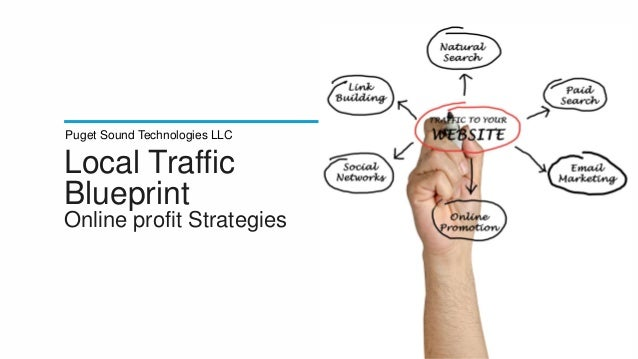 Local Traffic Blueprint Online profit Strategies Puget Sound Technologies LLC