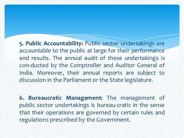public sector undertakings in india