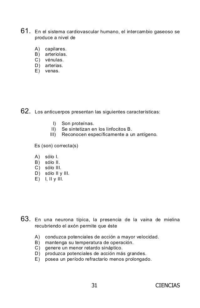 ENSAYOS PSU CIENCIAS EBOOK