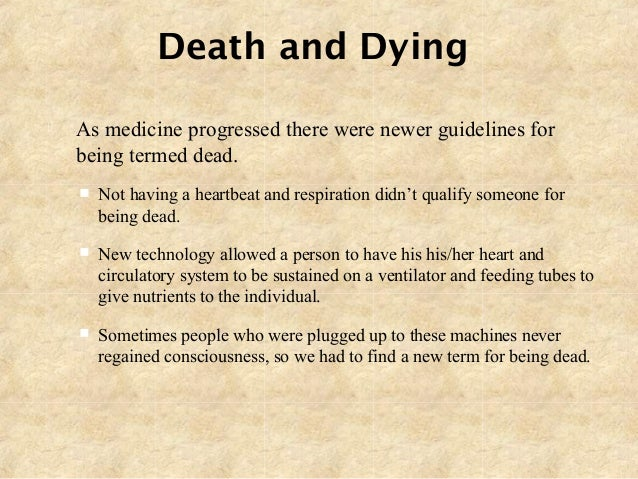 death and dying essay topics Page 2 death and dying research paper essay outline three factors that might explain western society's attitude to death and dying popular topics.