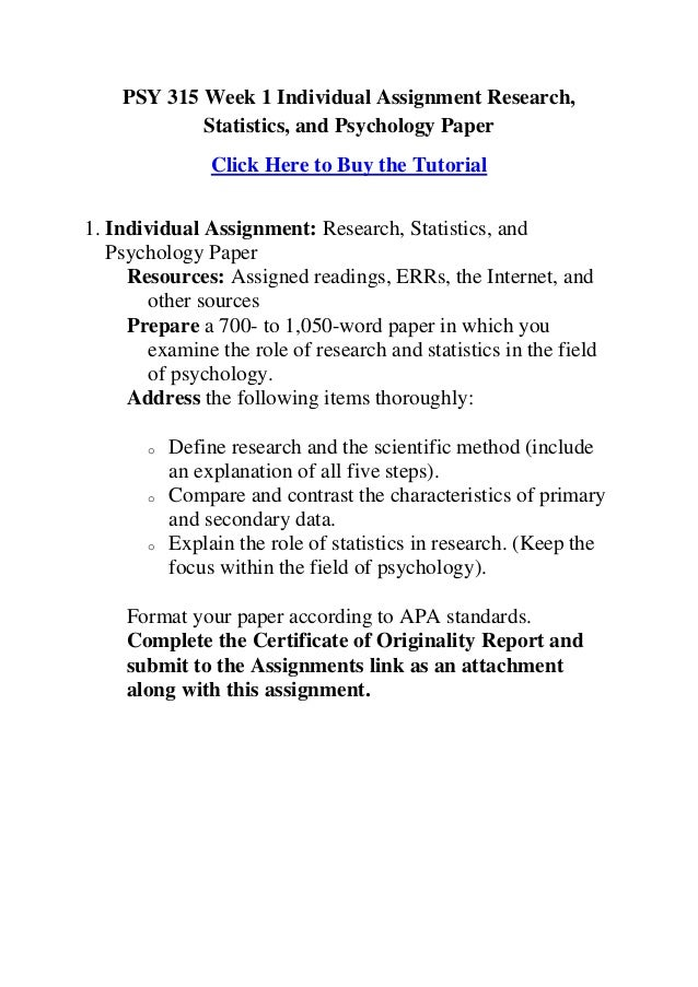 quantitative research articles in psychology