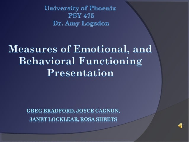 measures of emotional and behavioral fu Integrated emotional & behavioral measures mobilab™ integrated provides fast, comprehensive behavioral and emotional measures integrated into one lab the imotions platform and dedicated.