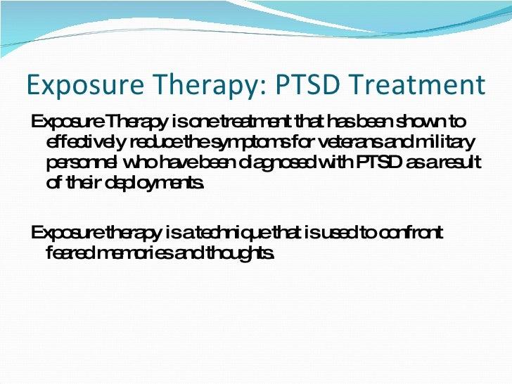 Treatment for Hyperarousal Symptoms