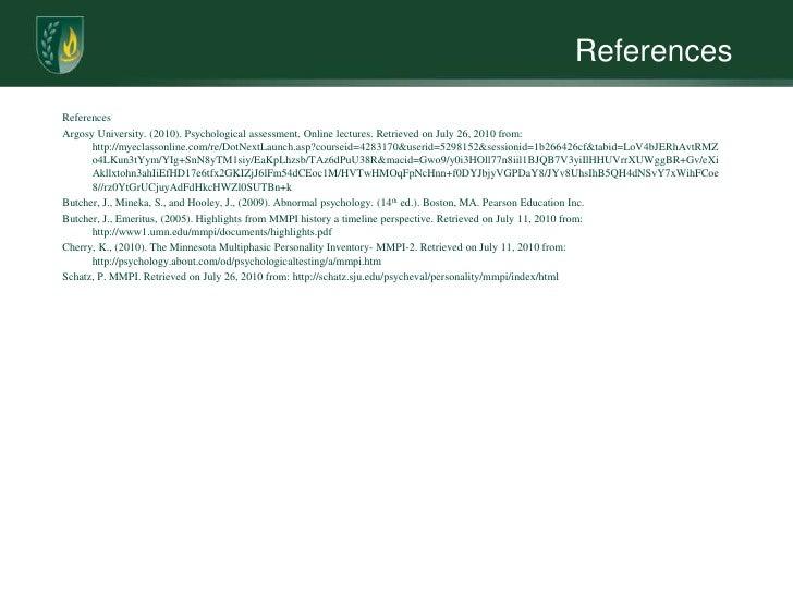 mmpi-2 test online pdf