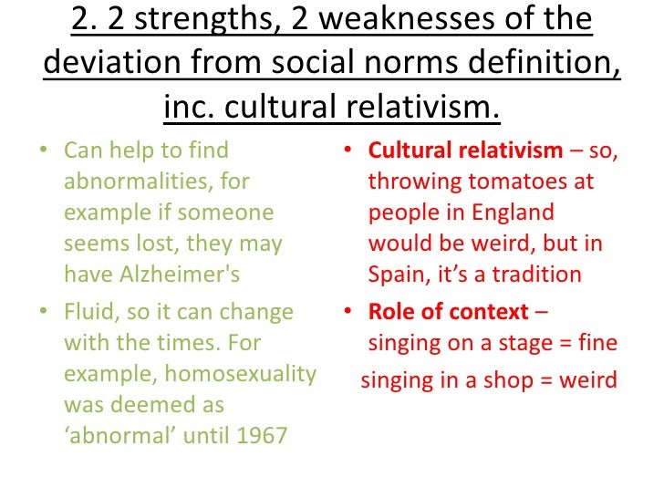 experimental social psychology strengths and weaknesses This means the majority of this question will be looking at the strengths and limitations of that social conformity when using asch's experimental.