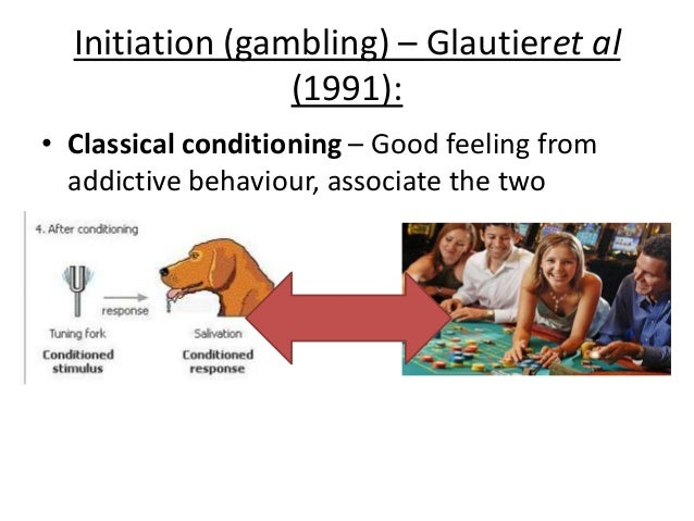 Classical conditioning gambling gambling las vegas