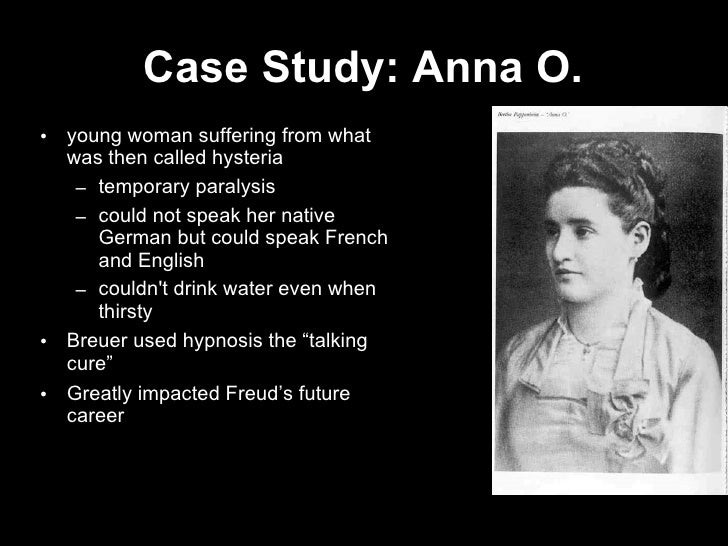 Anna frued woman in psychology