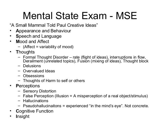 Psych Revision