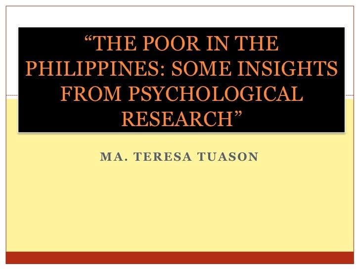 philippine research paper