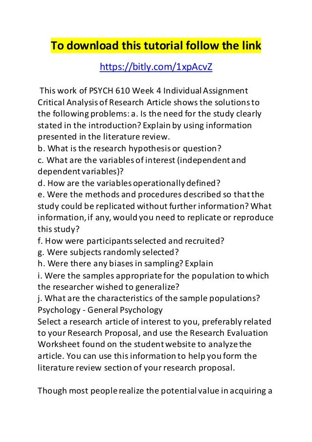 The Critical Review Essay On Article - image 2