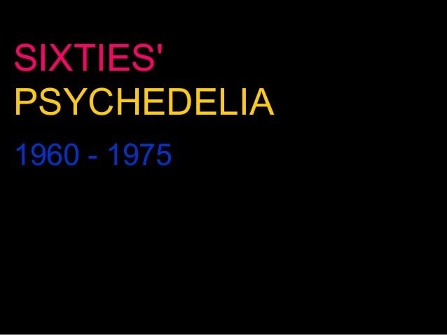 Psychedelic Art Movement