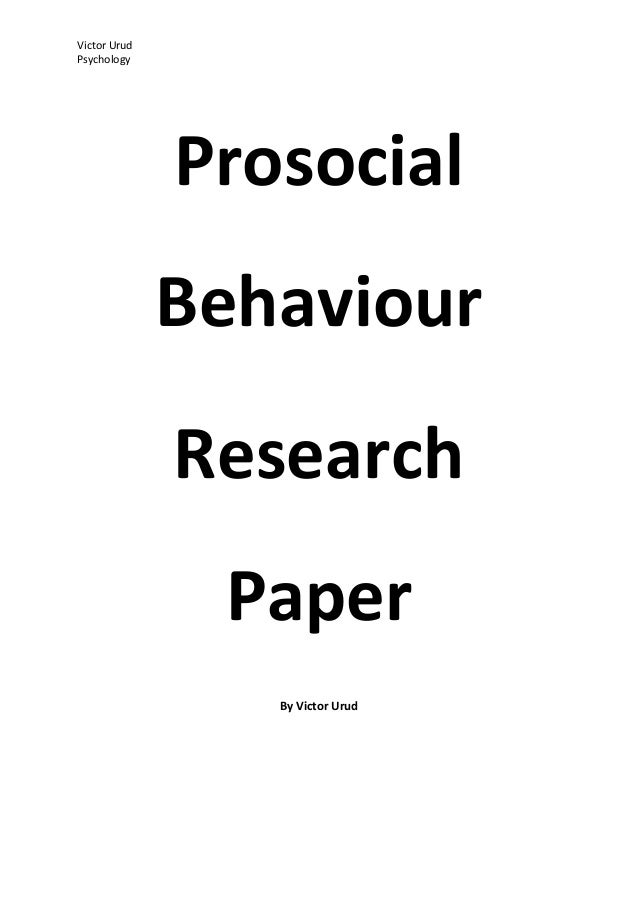 research design paper psychology A first type of research design is called descriptive ugc net psychology paper ii: exam prep ugc net psychology paper iii: exam prep.