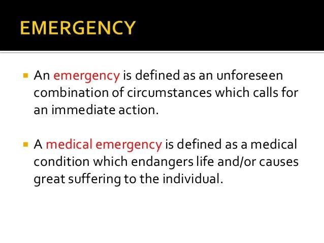 Psychiatric emergencies Slide 2