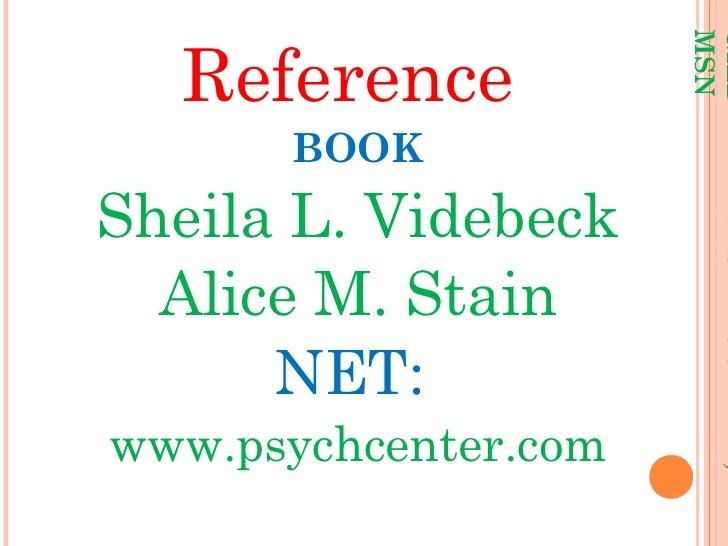 Psychiatric nursing lec sir g Slide 2