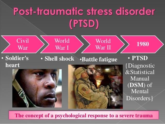 Psychiatric problems in world war i
