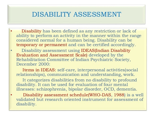 an analysis of the assumption of a person with mental retardation Creative therapies and intellectual disability the person is invited to create a psychotherapy with persons who are mentally retarded mental retardation, 22.