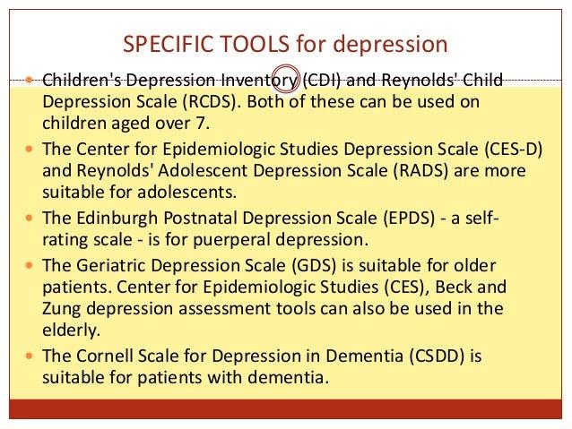 Childrens depression inventory
