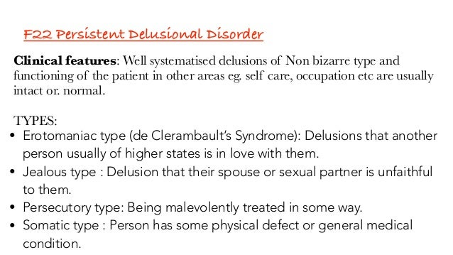 Schizophrenia Differences Between Psychosis And Neurosis Delusional