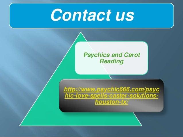Psychic love spells caster solutions houston tx