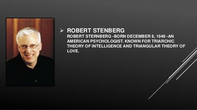 stenberg triangular theory of love