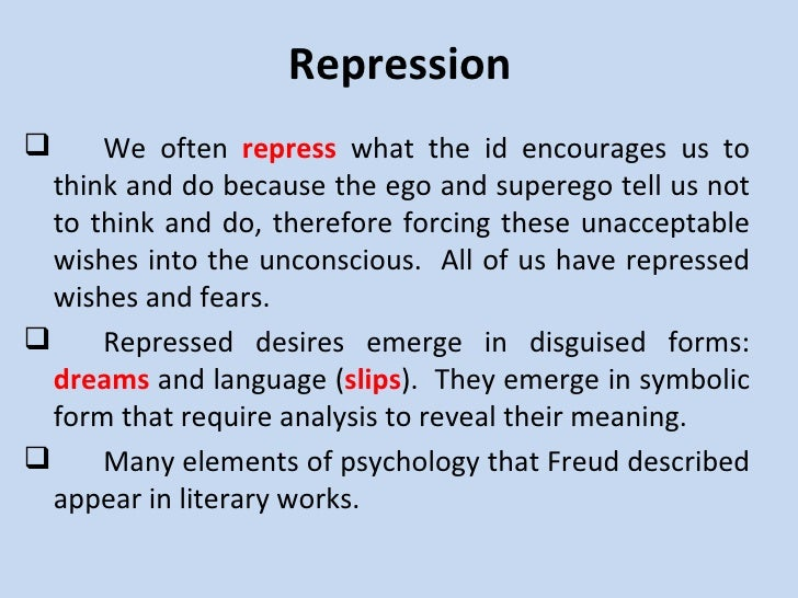 an analysis of the main character of psychoanalysis according to sigmund freud This module includes 4 pages on sigmund freud: freud and psychoanalysis, freud's concept of the personality, freud's theory of psychosexual development, and freudian techniques of psychoanalysis the module on psychoanalysis includes online activities on dream analysis, the word association test, and ink blot generator.