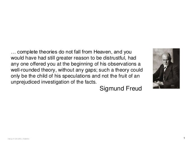 … complete theories do not fall from Heaven, and you would have had still greater reason to be distrustful, had any one of...