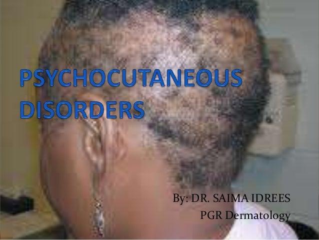 By: DR. SAIMA IDREES PGR Dermatology