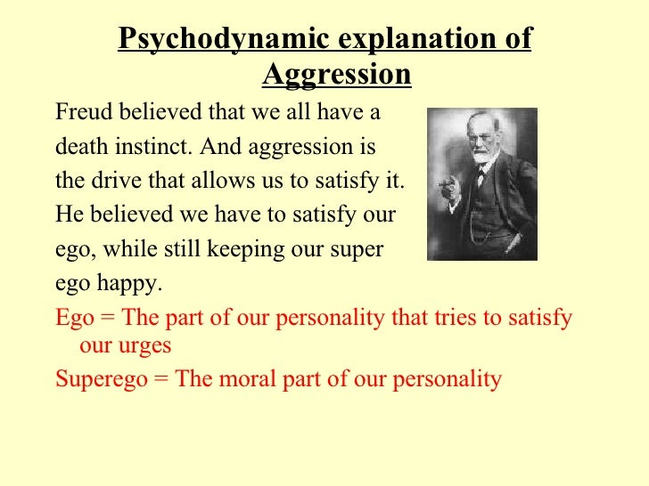 psychodynamic personality theories essay Theories of personality psychodynamic personality theories the help of personality theorists during the years have helped the field of psychology, the occasion to look at the subject of personality in depth.