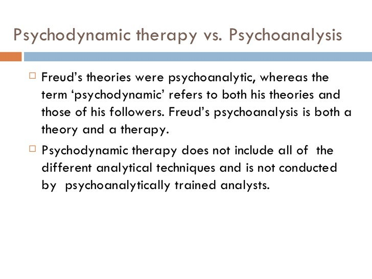 psychodynamic family therapy The concept of family therapy is perceived as a form of psychotherapy involving all the members of the nuclear family family therapy should be.