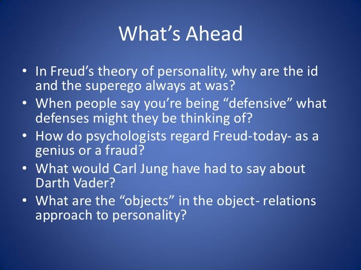 psychodynamic theories Psychodynamic theory was the leading school of thought within psychiatry and much of clinical psychology during the first part of the 1900s psychology of depression- psychodynamic theories - depression: depression & related conditions.